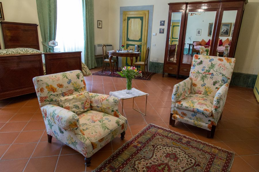 Palazzo Torriani Junior suite Clementina