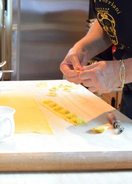 Corsi di cucina a Palazzo Torriani