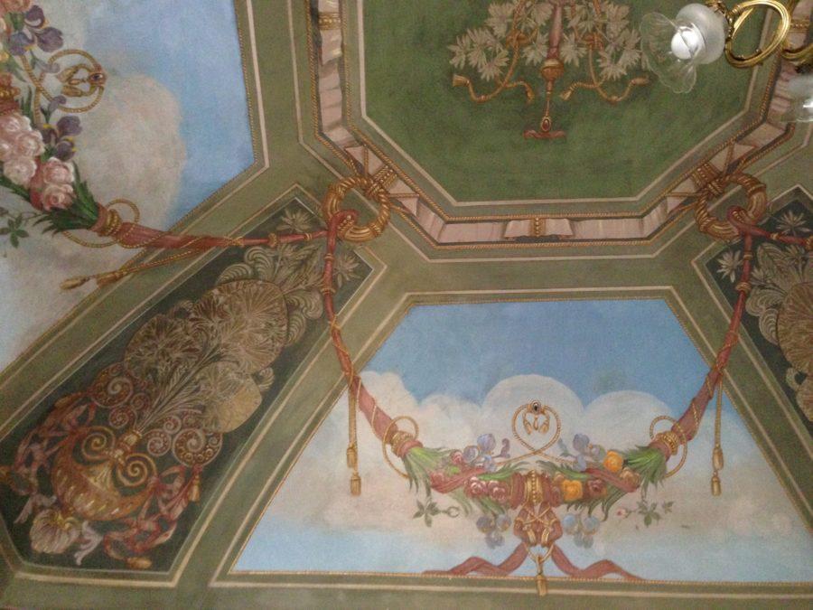 Galileo Chini a Palazzo Torriani