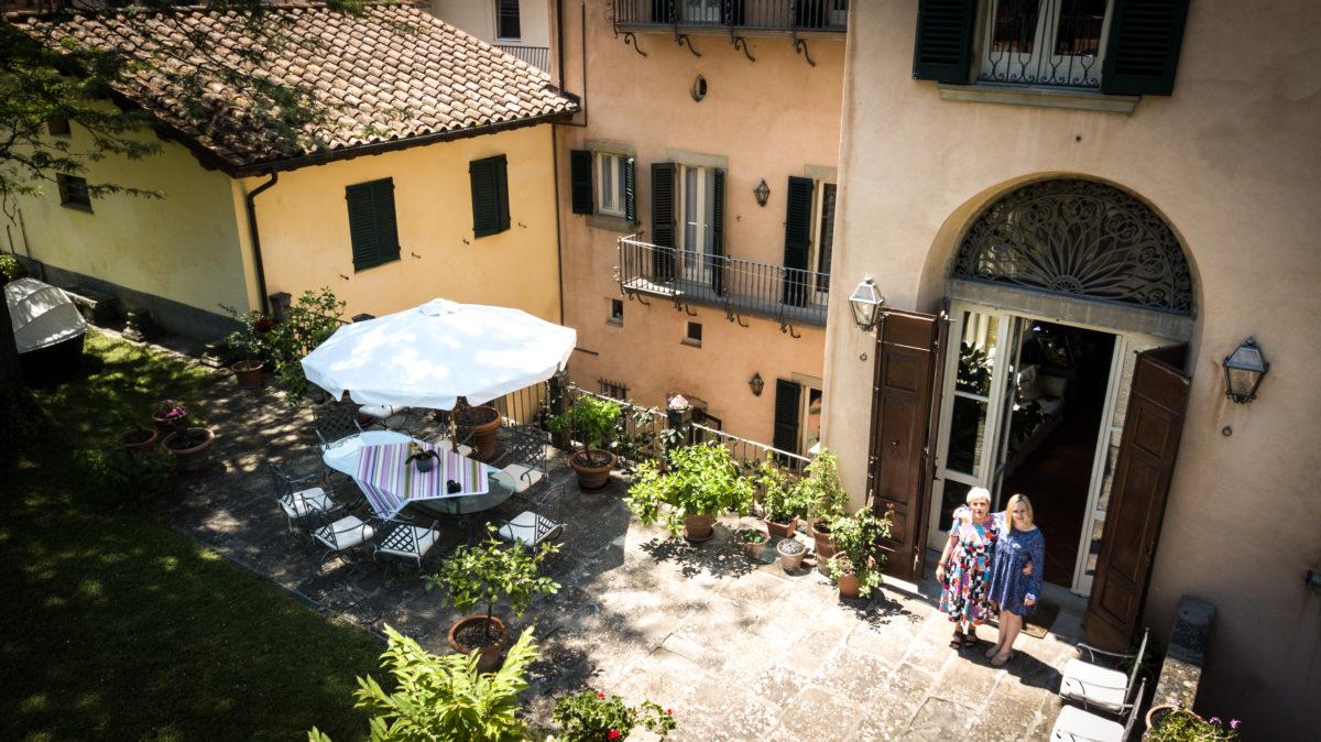 Benvenuti a Palazzo Torriani