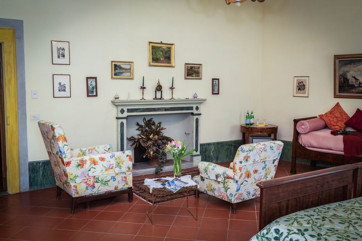 Junior Suite Clementina a Palazzo Torriani